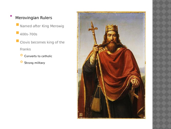 Medieval Europe and the Crusades