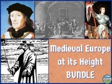 Medieval Europe at its Height BUNDLE
