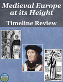 Medieval Europe at its Height Timeline Review