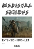 Medieval Europe extension booklet