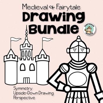Medieval & Fairytale Drawing Bundle