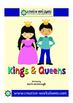 Medieval Fantasy: Kings & Queens, Knights & Castles & Prin