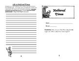 Medieval Feudalism Booklet