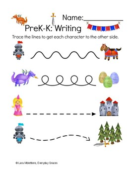 Medieval Fun Pack for PreK-1st