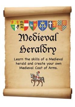 Medieval Heraldry - coat of arms