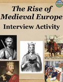 Medieval History Interview Activity