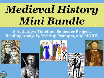Medieval History Mini Bundle