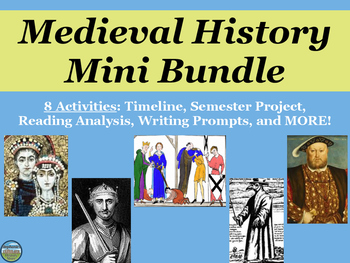 Medieval History Mini Bundle