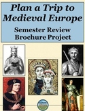 Medieval History Semester Review Project