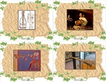 Medieval Instruments Game