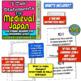 """Medieval Japan """"I Can"""" Statements & Learning Goals! Log & Measure Japan Goals!"""