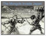 """Medieval Japan - """"Mongols Invade Japan"""" + Assessment"""