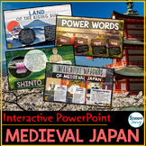 Medieval Japan PowerPoint and Google Slides