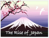 """""""The Rise of Japan"""" (300 BCE - 1876 CE) - Overview + Assessments"""