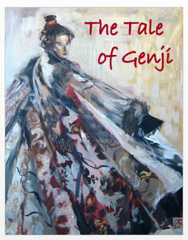 "Medieval Japan - ""The Tale of Genji"" + Common Core Assessment"
