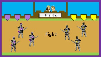 Medieval Knight Simulation Game