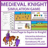 Medieval Knights Simulation Game