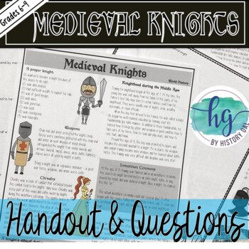 Middle Ages: Knights