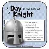 Medieval Knights Interactive Dice Game