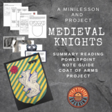 Medieval Knights: Mini-lesson and Project