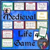 Medieval Life Game