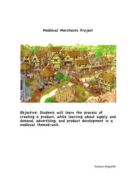 Medieval Merchant Square Project