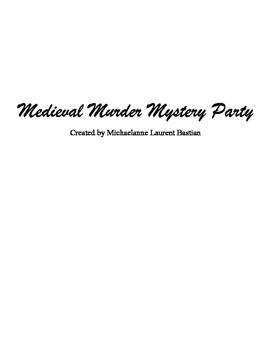 Medieval Murder Mystery