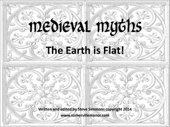 Medieval Myths - The World is Flat