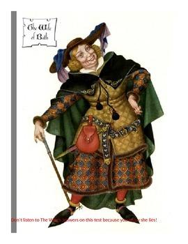 British Literature Medieval Period Test