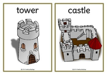 Medieval Picture Cards
