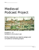 Medieval Podcast Project