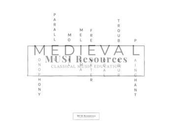 Medieval Poster