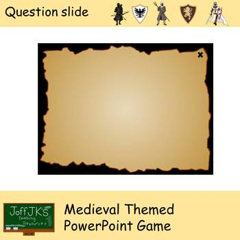Medieval PowerPoint Review Game