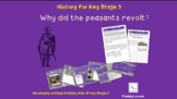 Medieval Realms: Lesson 10 'Why did the peasants revolt in 1381?'