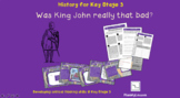 Medieval Realms: 'Was King John really that bad?'