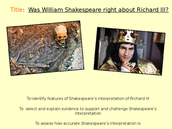 Medieval Realms: Was Shakespeare right about Richard III?