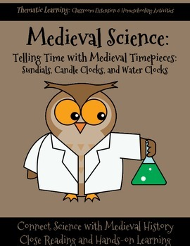 Science Activities: Medieval Science: Sundials, Candle Clo