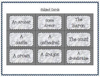 Word Work for Fluent Readers - Medieval