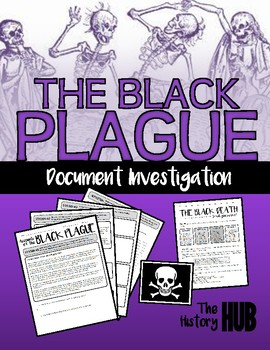 Medieval Society - Accounts of the Black Plague lesson plan