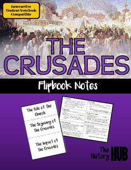 Medieval Society - The Crusades lesson plan