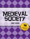 Medieval Society Unit Plan