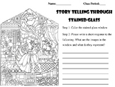 Medieval Stained Glass Activity