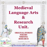 Medieval Themed Activities, Worksheets and Research