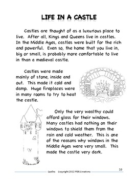 Medieval Times: Castles in the Middle Ages