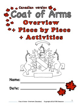 Medieval Times: Coat of Arms CANADIAN version