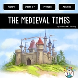 *50% OFF* Medieval Times: A Complete Unit on Life in the Middle Ages