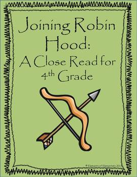 Medieval Times & Literary Heroes Bundle: 4 Close Reading Passages for 3rd-5th