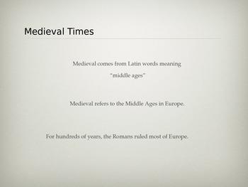 Medieval Times Slideshow