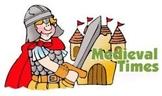 Medieval Times Unit Plan - Lesson #1 (Grade 4)
