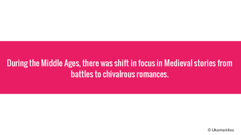 Medieval Valentine's Day Lesson